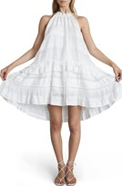 Thumbnail for your product : Reiss Gabriella Sleeveless Ruffle Dress