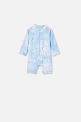 Cotton On Cameron Long Sleeve Swimsuit