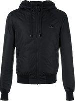 Dolce & Gabbana drawstring hooded jacket