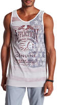 Affliction Genuine Whiskey Graphic Tank