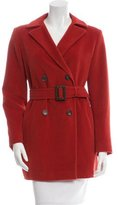 Jil Sander Fleece Wool & Angora-Blend Jacket