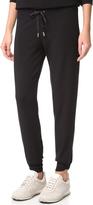 Beyond Yoga Kate Spade New York Cozy Fleece Bow Long Sweatpants