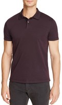 Theory Sandhurst Current Piqué Relaxed Fit Polo Shirt