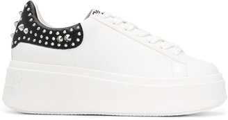 Ash Moby studded low-top sneakers