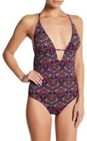 Tart Hera Crisscross One-Piece Suit