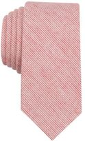 Bar III Men's Darlington Stripe Skinny Tie, Created for Macy's