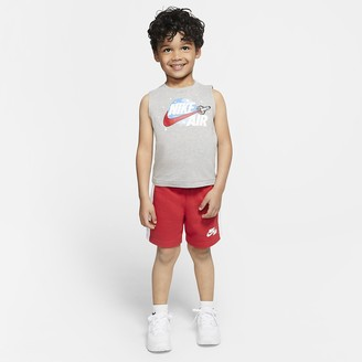 Nike Toddler Tank and Shorts Set