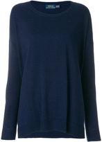 Polo Ralph Lauren crew neck oversized sweater