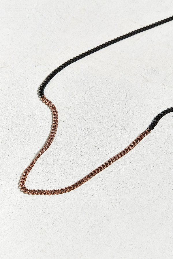 Urban Outfitters Link Necklace