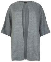 Marina Rinaldi Half-Sleeve Longline Jacket
