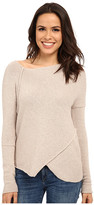 Free People Love and Harmony Off The Shoulder Sweater
