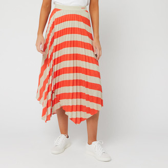 HUGO BOSS Women's Trena Midi Skirt