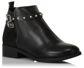 George Studded Chelsea Boots