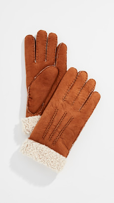 Agnelle Curly Gloves