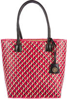 Tory Burch Straw Woven Tote
