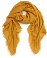 David & Young Women's Textured Square Scarf