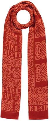Biba Blair logo scarf