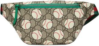 Gucci Children's GG baseball belt bag