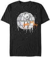 Fifth Sun Tee Shirts BLACK - Star Wars Black Death Star Crewneck Tee - Adult