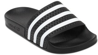 Thumbnail for your product : adidas Adilette Striped Slide Sandals