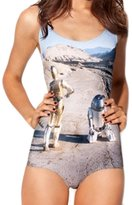 Waooh - Swimsuit Printed Star Wars Sthasla