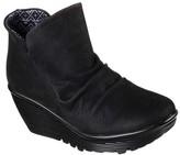 Skechers Women's Parallel Dusk Wedge Ankle Boot