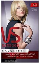 Vidal Sassoon Salonist Permanent Hair Colour 10/1 Lightest Cool Blonde