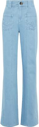Victoria Victoria Beckham Victoria, Victoria Beckham High-rise Bootcut Jeans
