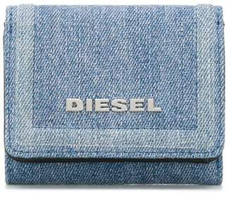 Diesel tri-fold wallet