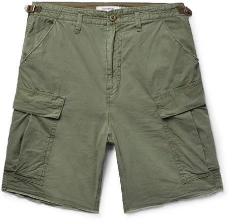 Nonnative Cotton Cargo Shorts