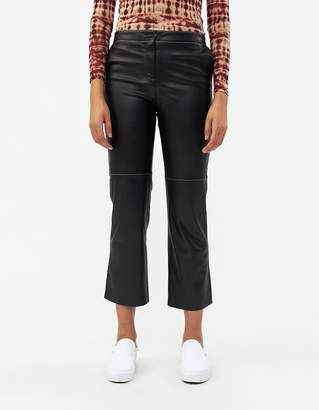 Which We Want Alisa Vegan Leather Pant