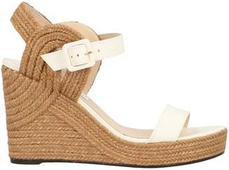 Jimmy Choo Delphi Wedge Sandals