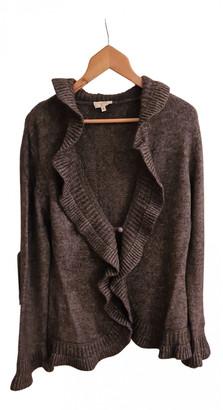 Gerard Darel Grey Wool Knitwear