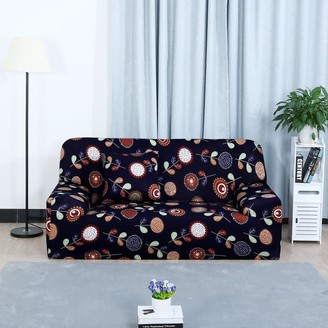 Overstock Home 1/2/3/4 Seats Stretch Cover Sofa Cover Loveseat Slipcovers