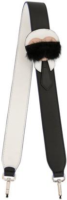 Fendi Pre-Owned mini Karl patch bag strap