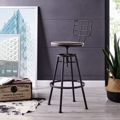 Brilliant Oak Bar Stools Shopstyle Creativecarmelina Interior Chair Design Creativecarmelinacom