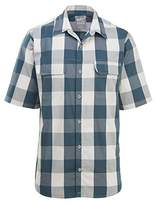 Woolrich Men's Keep It Moving Short Sleeve Modern Fit Shirt