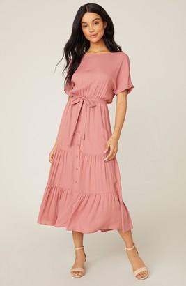 BB Dakota Sundown Midi Dress