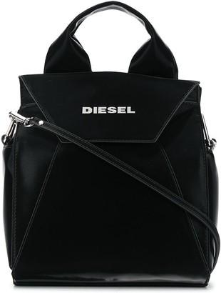 Diesel Top-Handle Tote Bag