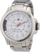 Tommy Hilfiger Women's Quartz Watch 1790845 1790845 with Metal Strap