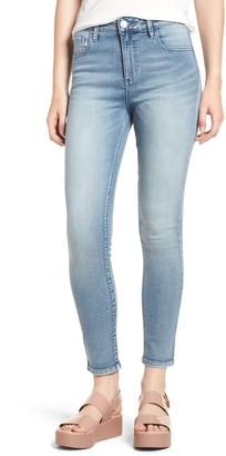 Prosperity Denim Ankle Skinny Jeans