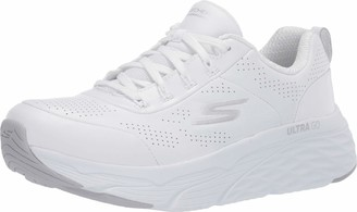 Skechers MAX CUSHIONING ELITE STEP UP Women's Low-Top Trainers