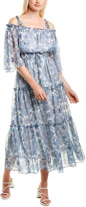 Taylor Printed Maxi Dress