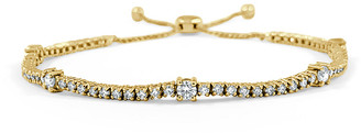Sabrina Designs 14K 2.00 Ct. Tw. Diamond Adjustable Bracelet