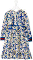Gucci Kids porcelain print dress