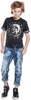 KIDS DieselTM T-shirts and Tops KYAMN - Black - 14Y