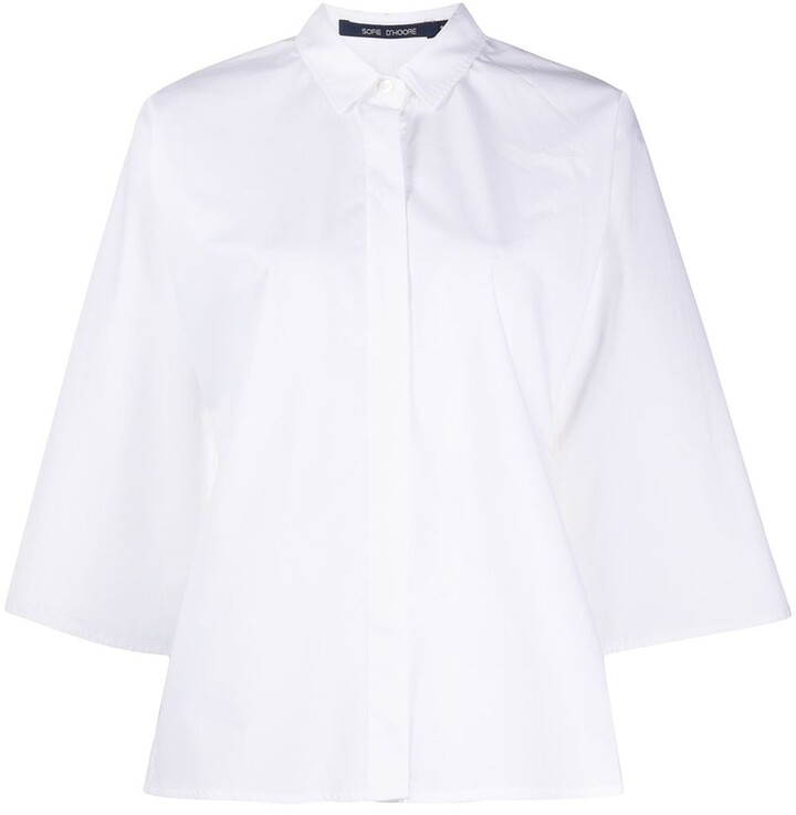 Sofie D'hoore Oversized Flared Shirt
