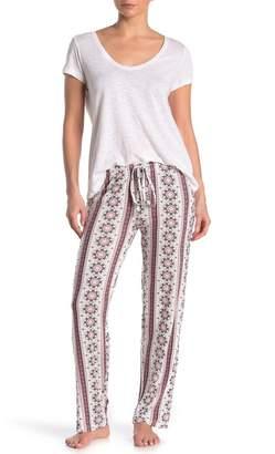 Jessica Simpson Medallion Print Lounge Pants