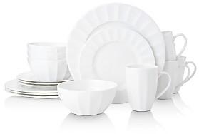 Mikasa Bonaire White 16-Piece Dinnerware Set
