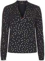 Vila **Vila gold dot blouse